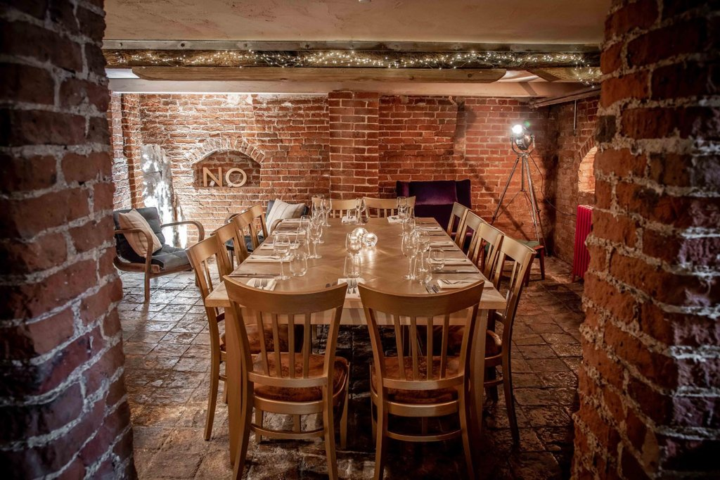 private dining boutique hotel norfolk