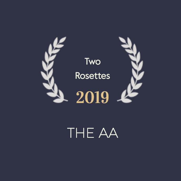 AA 2 Rosettes